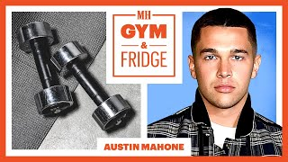 Austin Mahone Shows His Gym & Fridge and Sick Sneaker Collection | Gym & Fridge | Men's Health