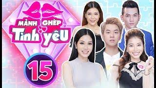 OFFICIAL | MẢNH GHÉP TÌNH YÊU - Tập 15 Full | Aqua Entertainment