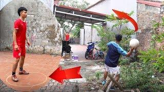 PHD   Trận Chiến Bóng Đá   Football Challenge