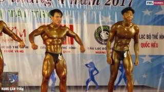 Giải vô địch thể hình tỉnh Kiên Giang năm 2017 (09/04/2017) Full HD