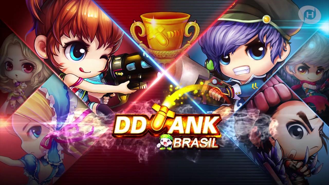 Jogue DDTank Brasil: Battlegrounds para PC 2