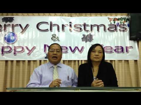 2014 New Year Message by Rev. Dr. Dam Suan Mung