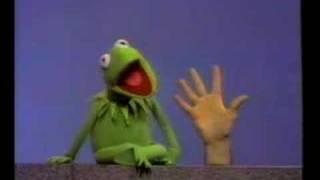 Sesame Street - Kermit talks about hands