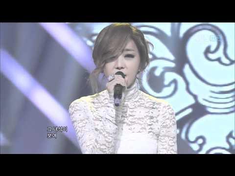 BEG - Cleansing Cream (브아걸-클렌징크림) @SBS Inkigayo 인기가요 20111113