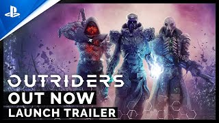 Outriders :  bande-annonce
