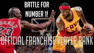 Ranking The Best Player EVER From All 30 NBA Teams! Lebron or Jordan Number 1?