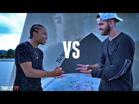 Fik-Shun VS Jake Kodish Freestyle - Unforgettable - French Montana ft Swae Lee #TMillyTV #Dance