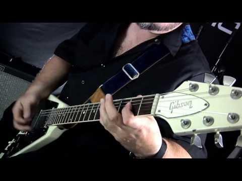 Guitar Distortion Pedal Demo: Soundblox 2 OFD Guitar microModeler
