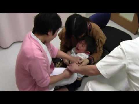 日本脳炎予防接種注射 12月19日 4歳
