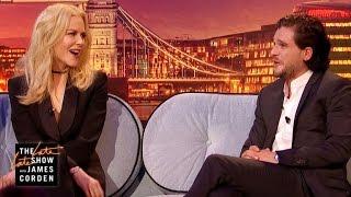 Nicole Kidman Pressures Kit Harington to Pop the Question