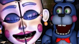 ROCKSTAR BONNIE REACTS TO: Ultimate Custom Night Progress Report || UCN DEMO COMING SOON!!!