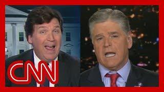 FBI report debunked key Fox News talking points. See how hosts reacted.