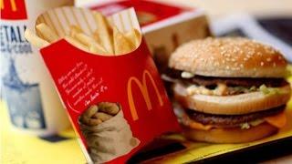 Top 10 McDonald's Items