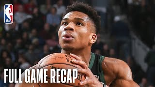 CELTICS vs BUCKS | Down To The Wire Action In Milwaukee | February 21, 2019