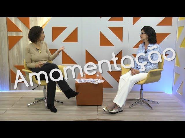 Canguru Entrevista - Amamentação