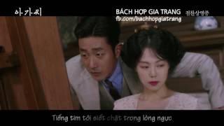 [Vietsub] The Sound Of You Coming - GaIn ft. Minseo  THE HANDMAIDEN 아가씨 - Kim Min Hee, Kim Taeri