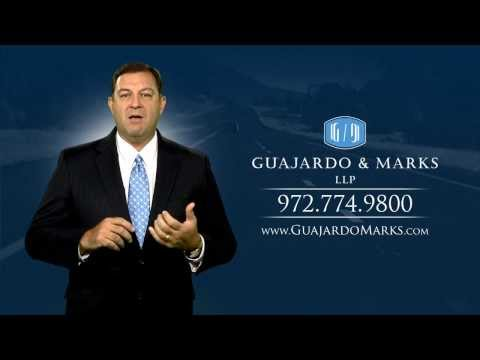 "http://www.guajardomarks.com/18-wheeler-truck-wreck-lawyer/ Dallas 18-wheeler truck wreck lawyer Michael Guajardo discusses the differences between tuck accidents and car crashes.  They are NOT just ""big"" car accidents.   For more information, visit http://www.guajardomarks.com/18-wheeler-truck-wreck-lawyer/..."