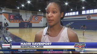 Support grows for suspended basketball star.