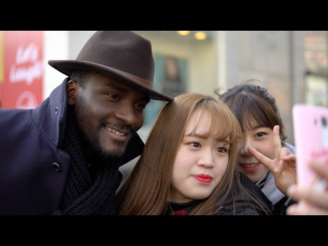 The Most Famous Black Man In Korea: Sam Okyere   ASIAN BOSS