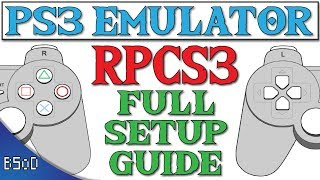 how to download and install ps3 emulator 1 9 6 (fix bios problem