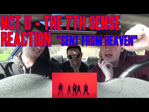 NCT U - The 7th Sense MV Reaction (Non-Kpop Fan)