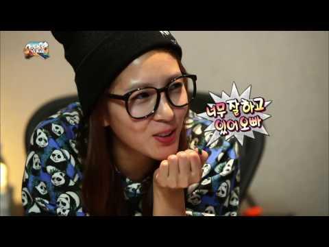 【TVPP】 BoA - New song recording, 보아 - 신곡 녹음하기! @Infinite Challenge