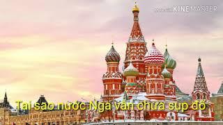 Tại sao nước Nga vẫn chưa sụp đổ