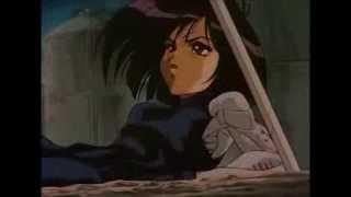 Battle Angel Anime Movie English Dubbed (Best Version)