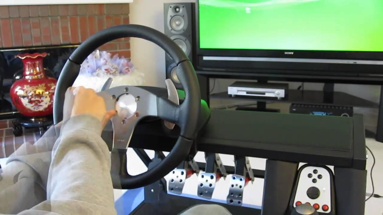 install momo wheel on your logitech g27 youtube. Black Bedroom Furniture Sets. Home Design Ideas
