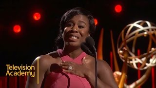 Emmys 2015 | Uzo Aduba Wins Outstanding Supporting Actress In A Drama Series