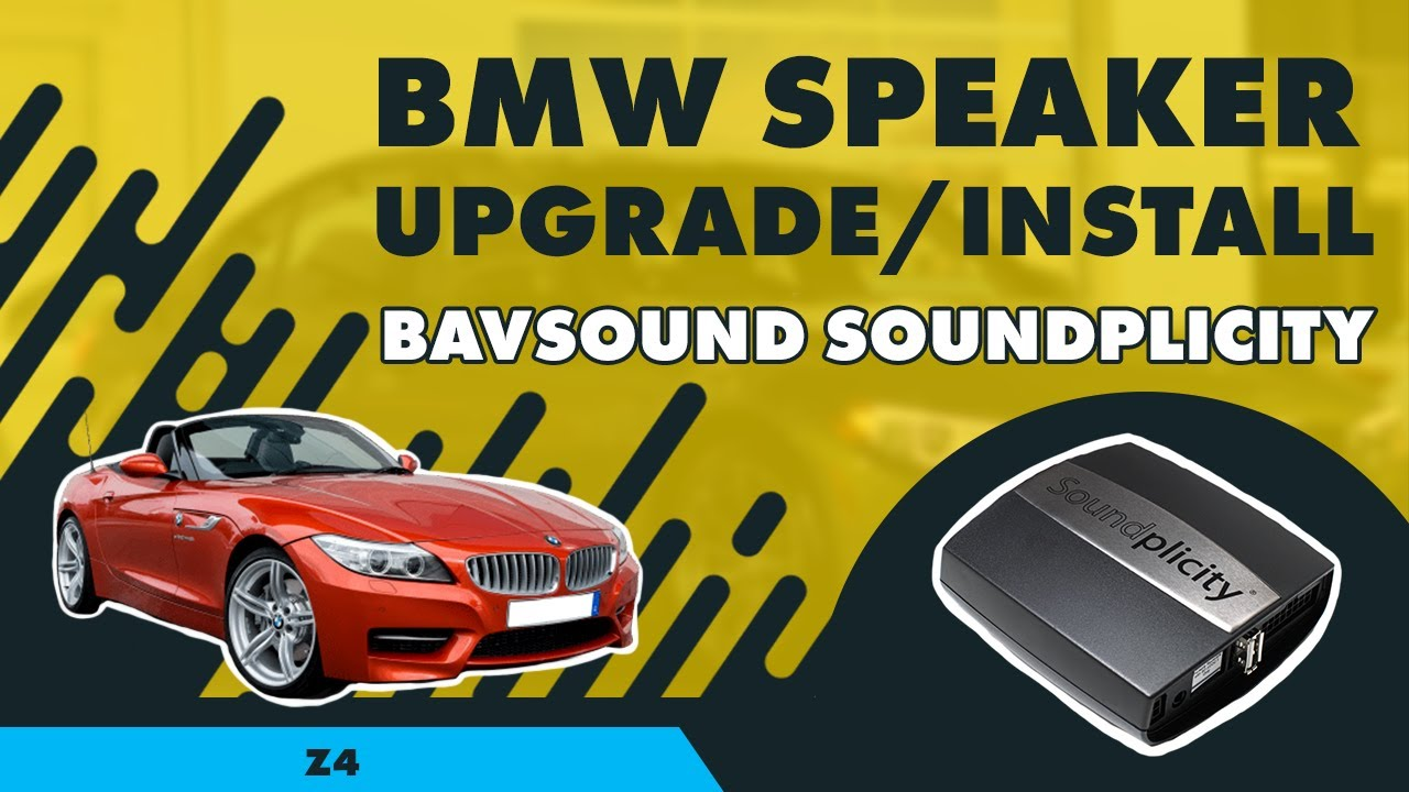 z4 soundplicity one or control ii iii iphone kit installation part 1 2 by bavsound youtube. Black Bedroom Furniture Sets. Home Design Ideas