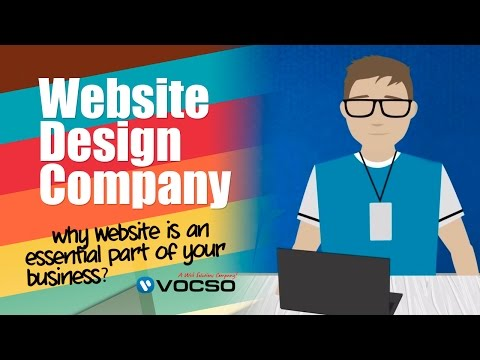 VOCSO.COM - Premier Web Design Company - Explainer Video