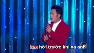 Lại Gần Hôn Anh karaoke beat Bằng Kiều