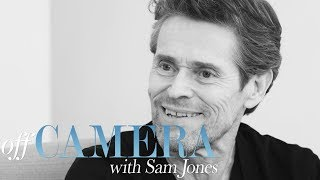 Why Willem Dafoe Chooses Roles Like The Florida Project