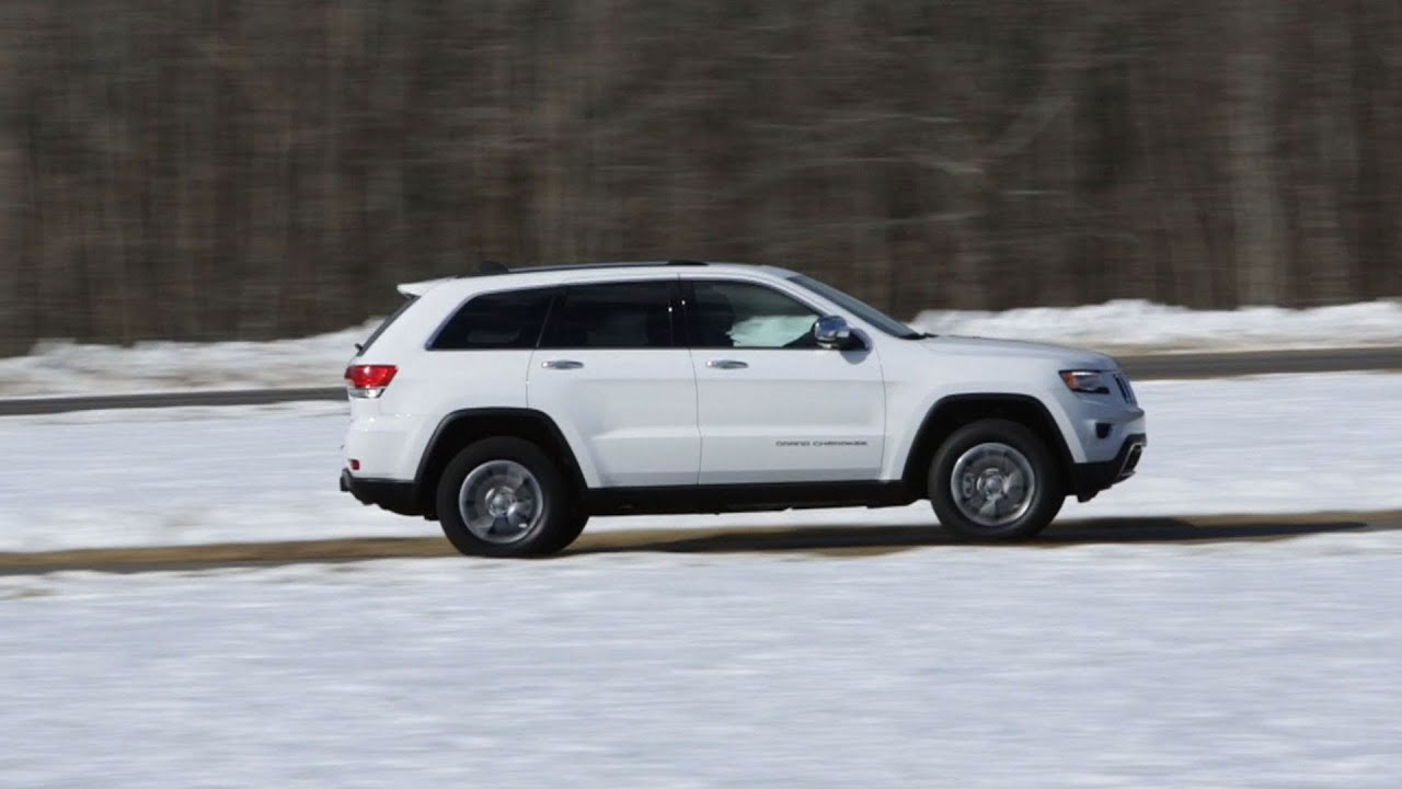 2014 jeep grand cherokee first drive from consumer reports youtube. Black Bedroom Furniture Sets. Home Design Ideas