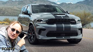Dodge Just Made the Fastest SUV Ever Built (And I'm Ordering One)