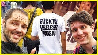 Hilarious Chinglish T shirts we've seen in China!