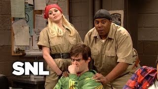 Scared Straight: Lorenzo and Lindsay Lohan - Saturday Night Live