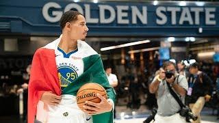 Warriors Player Profile: Juan Toscano-Anderson