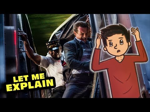 The Commuter EXPLAINED in Five Minutes