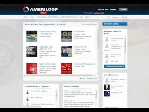 Ameriloop Consumer Membership Video