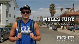 Myles Jury: Measuring Success