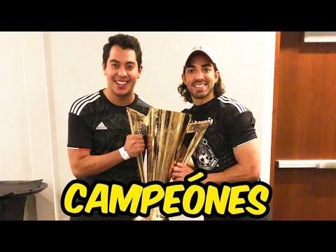 ¡MÉXICO CAMPEÓN De COPA ORO! - MEXICO VS USA (1-0)