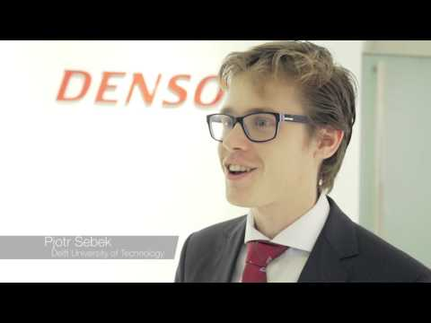 TU Delft students visit DENSO Japan