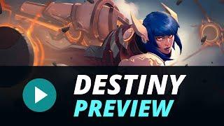 Champion Preview: Destiny preview image