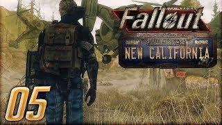 Union City Shootout & NCR Politics - Fallout New California (Enclave Playthrough) #5