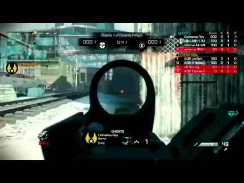 Resumen Cerberus vs Aequus   Final de la II Qualifier ESWC   Cod: Ghosts Xbox One