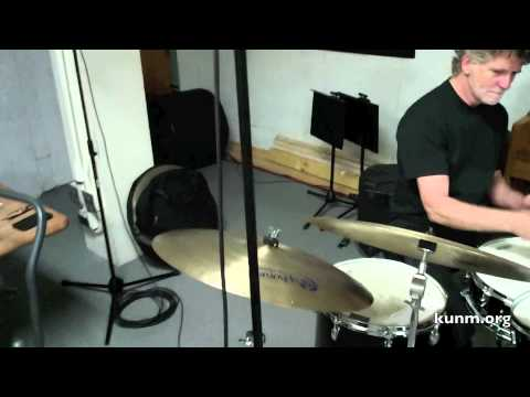 Michael Anthony Live in KUNM's Studio A online metal music video by MICHAEL ANTHONY