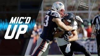 Kyle Van Noy Mic'd Up Punishing the Texans Offense | NFL Films | Sound FX