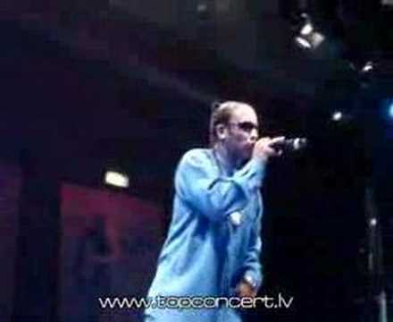 Down Low ft. La Mazz - Johnny B. (live in Riga)